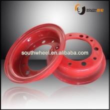 Disc wheel 5.00S-12, forklift split wheel rim for industrial forklift tyres