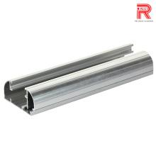 Perfis de extrusão de alumínio / alumínio para móveis de guarda-roupa