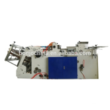 Bonjee Automatic Kraft Paper Cardboard Biodegradable Paper Food Container Lunch Box Shaping and Forming Machine