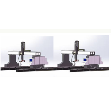 Gantry Welding Robot of Intersecting Line