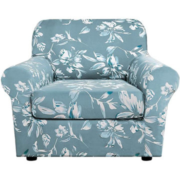 Armchair Covers Living Room Sofa Chair Printing Slipcovers