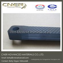 20 mm dicke Kohlefaser-Laminatplatte / -platte / -platte