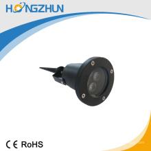 A venda superior RGB conduziu a lâmpada AC12v / 24v do jardim Poder do poder superior CE e certificação de ROHS