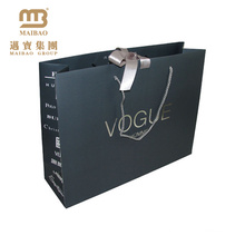 Free sample offer high quality eco-friendly recycled paper bags Guangzhou manufacturers