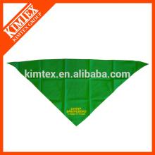 Bandana impresa al por mayor del animal doméstico del triángulo de la manera