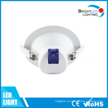8W COB Bridgelux LED Luz de techo