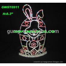 Coroa do concerto da páscoa da tiara do coelh