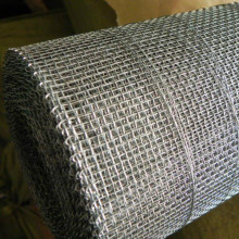 Hot Dipped Galvanized Crimped Wire Mesh