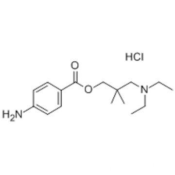 Dimethocaine Hydrochloride CAS NO.553-63-9
