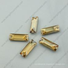 Sombra Dourada Costurar em Pedras