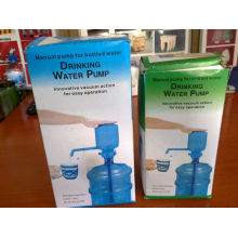 HWP001 Pumpe Trinkwasserpumpe Manuelle Handpresse 5-6 Gallonen Wasser Dispenser Pumpe
