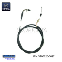 Benzhou Scooter YY125T-6 Throttle Cable