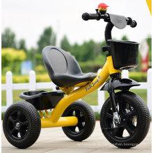 2017 nuevo triciclo simple vendedor caliente del trike del bebé de los niños del triciclo de los niños