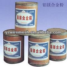 Al-Mg polvo de aleación para petardos