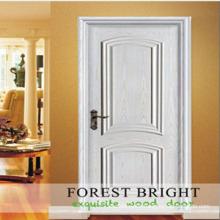White Primed Raised Molding White Primed Design Door