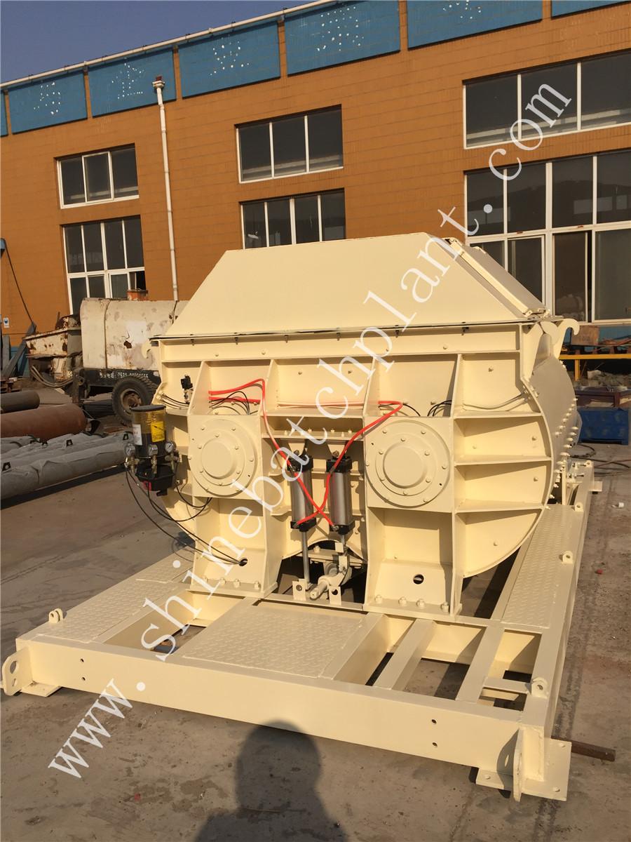 Concrete Mixer 1 5cbm 02