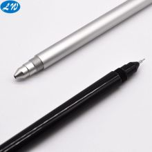 CNC turning machining metal gel pen custom logo