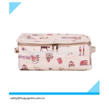 Bolsa de lona bolsa de mão linho artesanato picku / promocional poliéster Drawstring Bag, saco promocional de algodão, algodão orgânico Ba