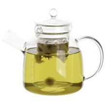 Bouilloire à thé en verre à la bouilloire à base de borosilicate
