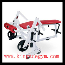 Тренажерный зал оборудование коммерческого ISO-Боковая Скручиваемость ноги
