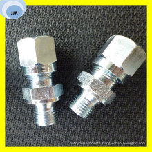 Thread Bite Type Tube Fitting Hose Swivel Adaptor 2c