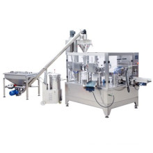 Automatic Doy Pouch Packaging Machinery for Powder
