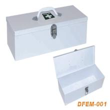 Metal Empty First Aid Box (DFEM-001)
