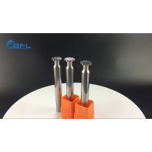 BFL-Vollhartmetall-T-Nutfräser für Metall