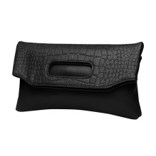 Crocodile Large Portefeuilles Clutch Purse Wristlet Bag