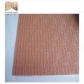 tissu de maille de chaise de fenêtre qui respecte l'environnement avec le prix usine