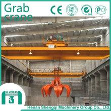2016 Shengqi Qz Tipo 10 toneladas Grab puente grúa