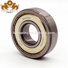 miniature deep groove ball bearing F623ZZ 3*10*4mm