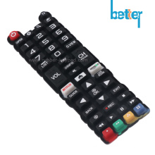 Teclado / teclado de borracha de silicone com controle remoto