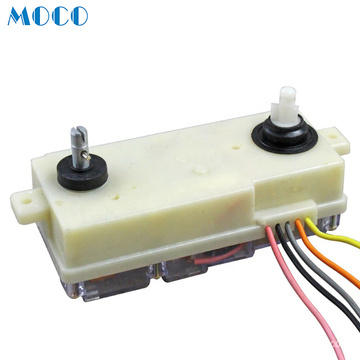Free sample 3 wires 4 wires square 90 degree 15 minutes dual washing machine timer