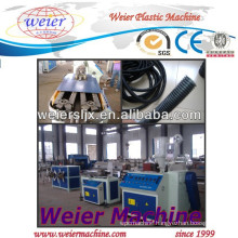 electric wire protection corrugated hose making machine