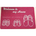 Most Popular Anti-Slip TPR Backing Door Mat