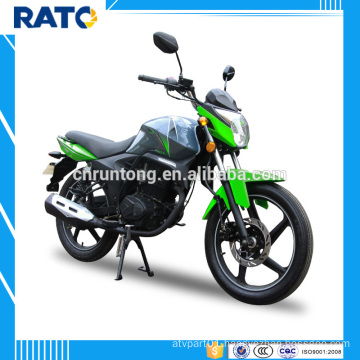 Chinese gold supplier 150cc green street motorcycle