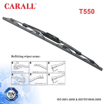 Automobiles & Motorcycles Accessories Universal Frame Wiper Blade 12′′-28′′