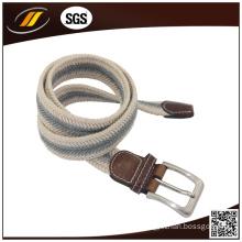 High Quality Men′s Casual Waistband Belts Woven Strong Braided Belt