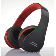 Wholesale Folding Sports Stereo Wireless Bluetooth Headphone