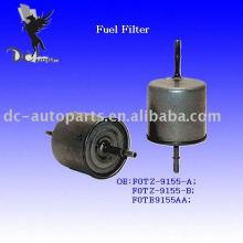 Filtro de combustible F0TZ-9155-A para Ford