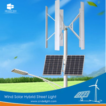 DELIGHT Wind Solar Hybrid Energy Street Light
