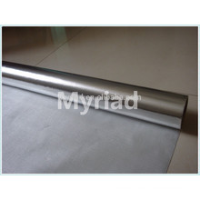 Hoja de aluminio de la lámina del paño de la fibra de vidrio, laminación de la fibra de vidrio del aluminio, material reflectante y de plata del material de cubierta