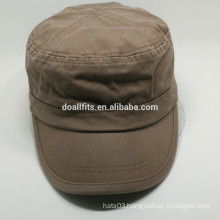 customied logo good quality cheap price army cap made in china