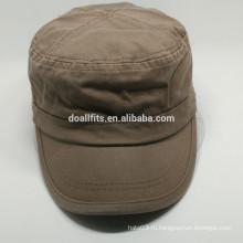Customied logo хорошее качество дешевая кепка армии сделанная в фарфоре