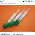 Коллекция вакуум крови трубки пробка гепарина (ЕНК-CXG-030)