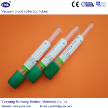 Vacuum Blood Collection Tubes Heparin Tube (ENK-CXG-027)