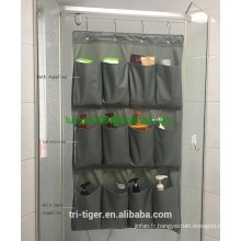 Over The Door Organizer 12 Large Pockets For Bathroom/Kitchen/Bedroom/Livingroom/Pantry