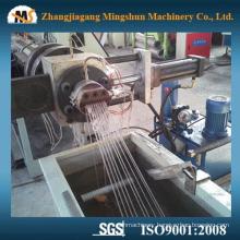 Quality-Insured Plastic PE PP Recycling Pellet Machine