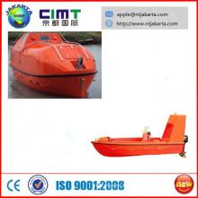Bote salvavidas incluido FRP con 20P / barco de rescate CCS ABS